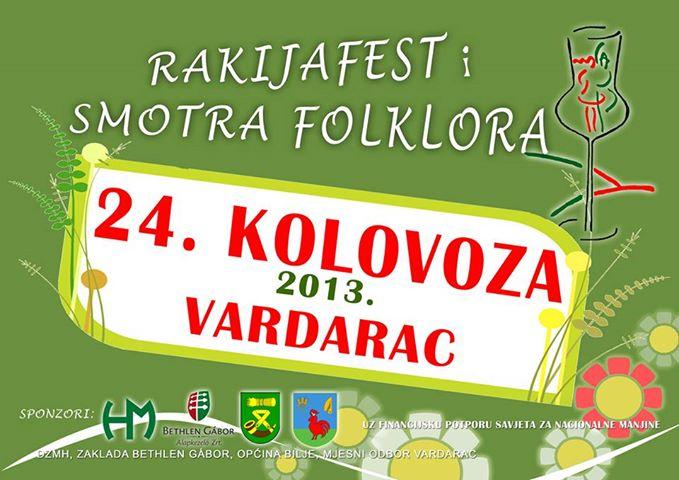 Rakijafest Vardarac